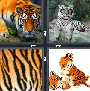 Tiger, Wild cat, Stripes, and Cartoon tigers